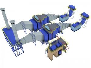 http://www.dreamstime.com/stock-photos-gas-turbine-power-plant-image23442123