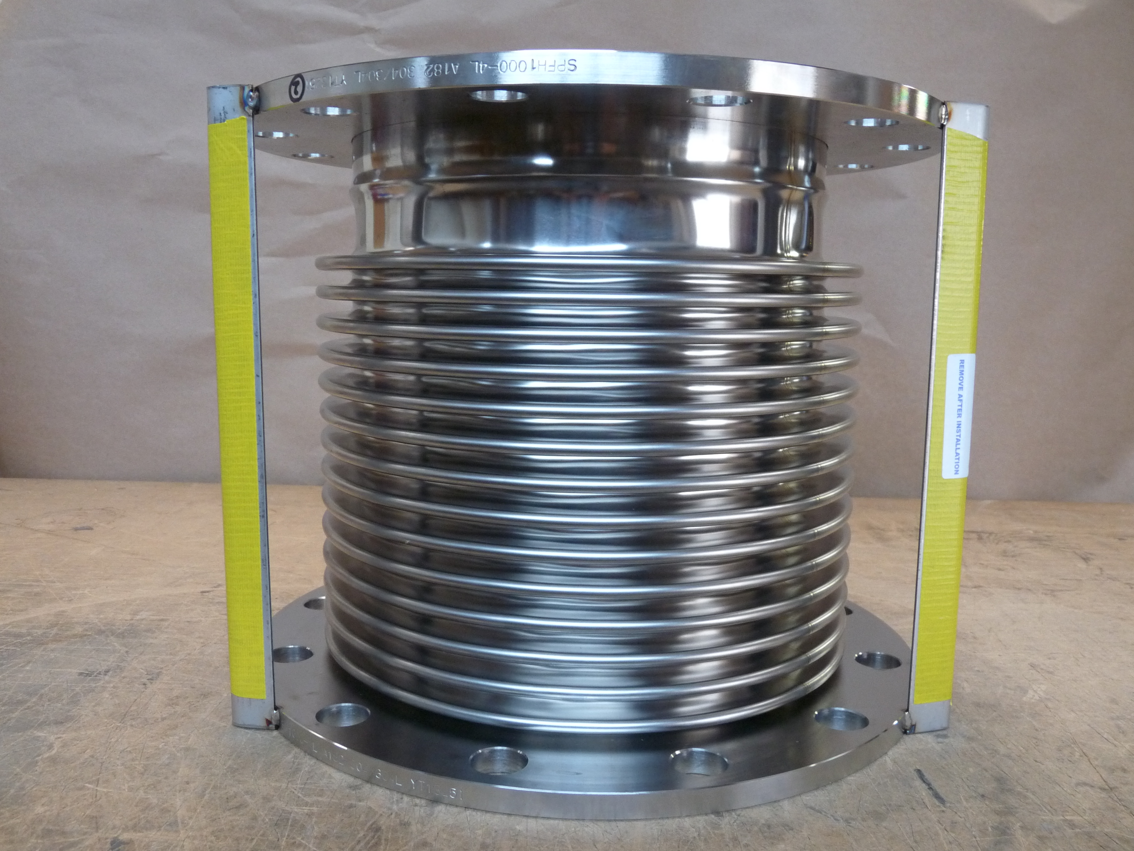 Metal Bellows - Custom - Flexible Specialty Products Expansion Joints