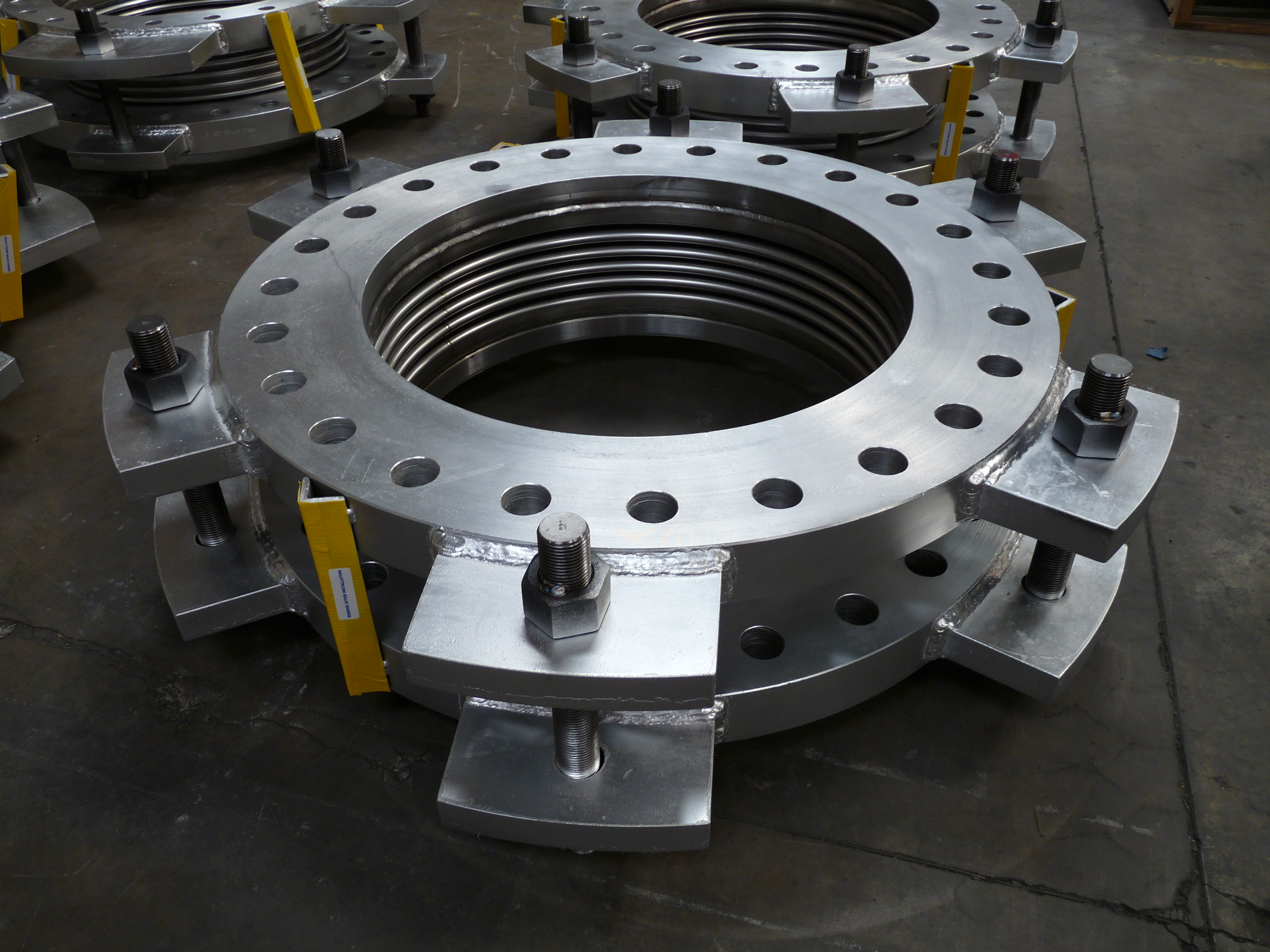 Universal Joint Menu >> Custom Metal Bellows | Round Welded Metal Bellows